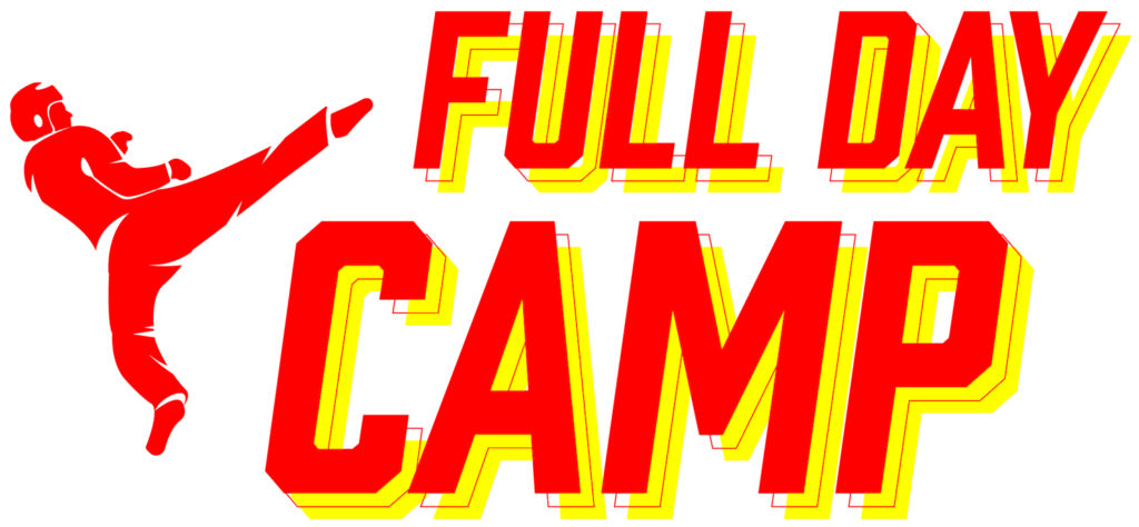 full day camp logo