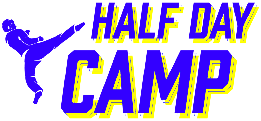 half day camp logo
